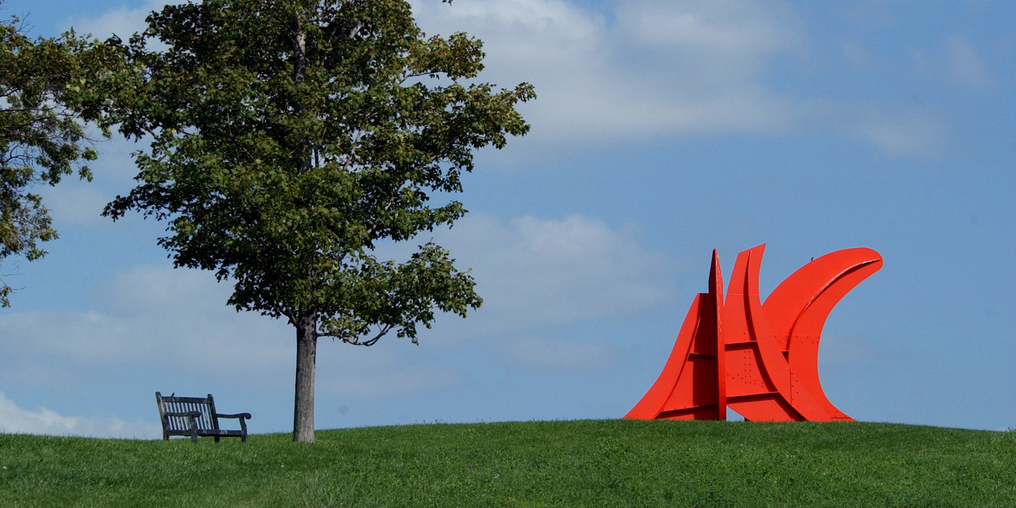Alexander Calder, Five Swords, 1976
